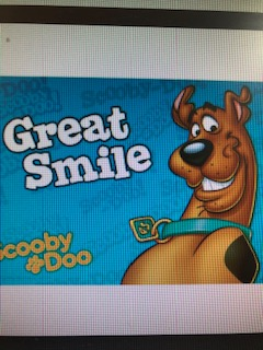 scooby smile